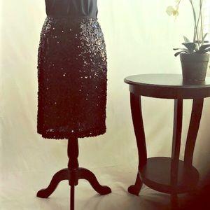 Amazing Calvin Klein Sequin Skirt!